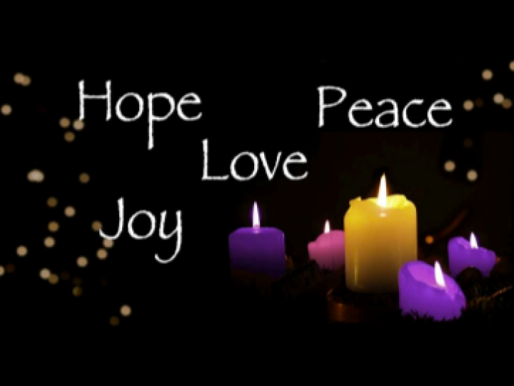 Hope Peace Love Joy