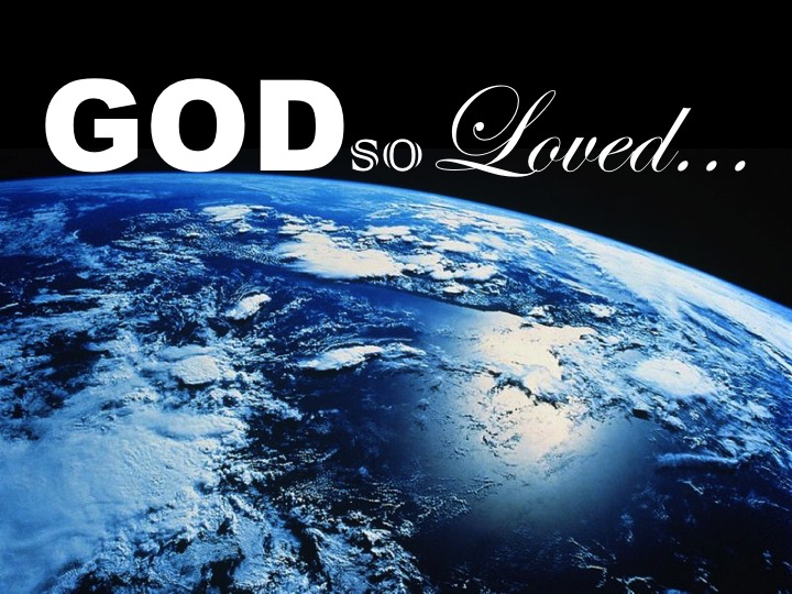 For God So Loved The World Englewood United Methodist Church