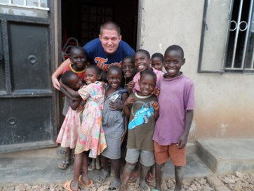 Ryan Kaminski - Uganda