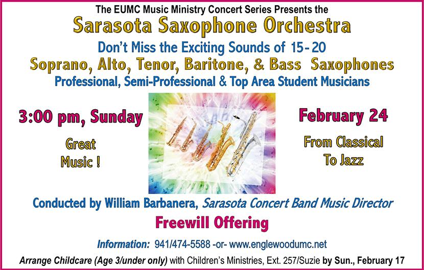 Sarasota Saxophone Orchestra