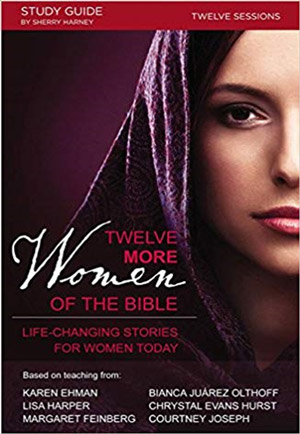Twelve More Women of the Bible Book Cover