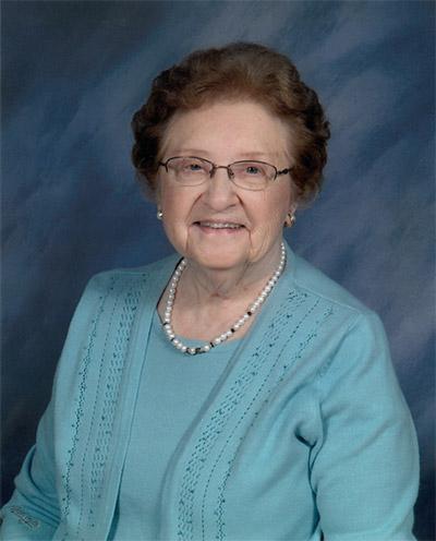 Betty J Corser
