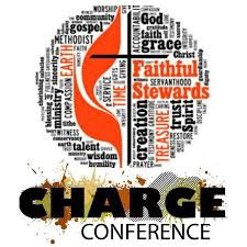 Image result for charge conference 2019