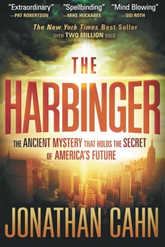 The Harbinger by Johnathan Cahn Book Cover