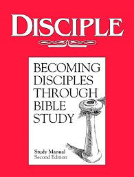 Disciple I Book Cover