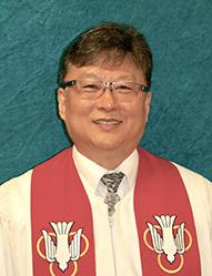 Associate Pastor Bo Sim