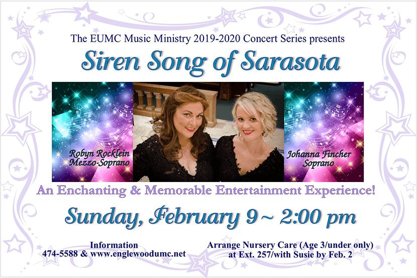 Siren Song of Sarasota poster
