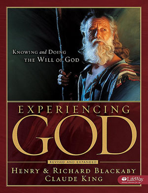 Experiencing God by Henry & Richard Blackaby and Claude King