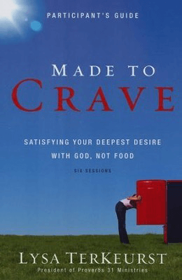 Made to Crave by Lysa TerKeurst Book Cover
