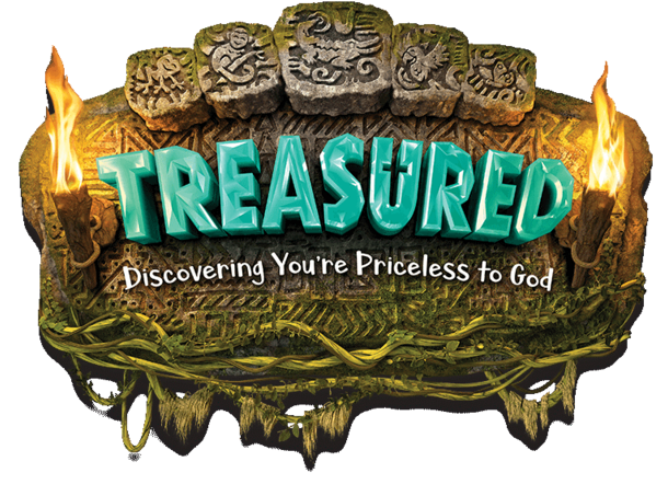 Treasured: Discovering You're Priceless to God